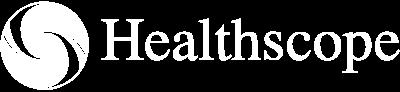 Healthscope - w logo