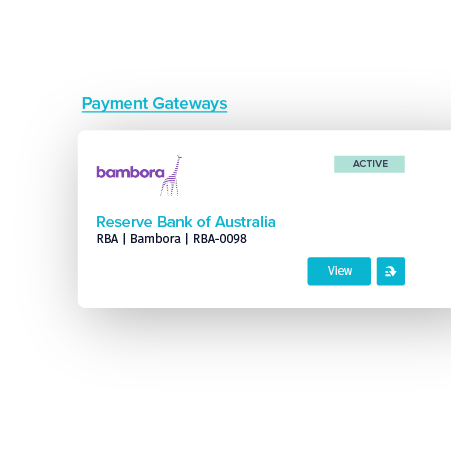 Payment gateway enhancements - TechnologyOne