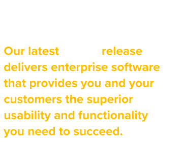 Software Release 2019B