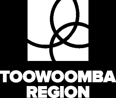 Toowoomba Regional Council - w logo