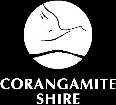 Corangamite Shire Council - w logo