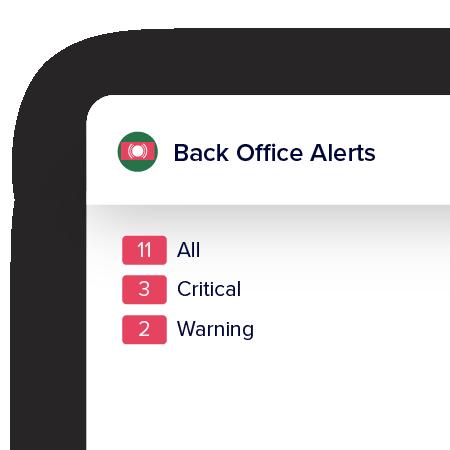 Alerts - TechnologyOne